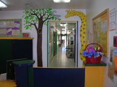 Front Office and Hall